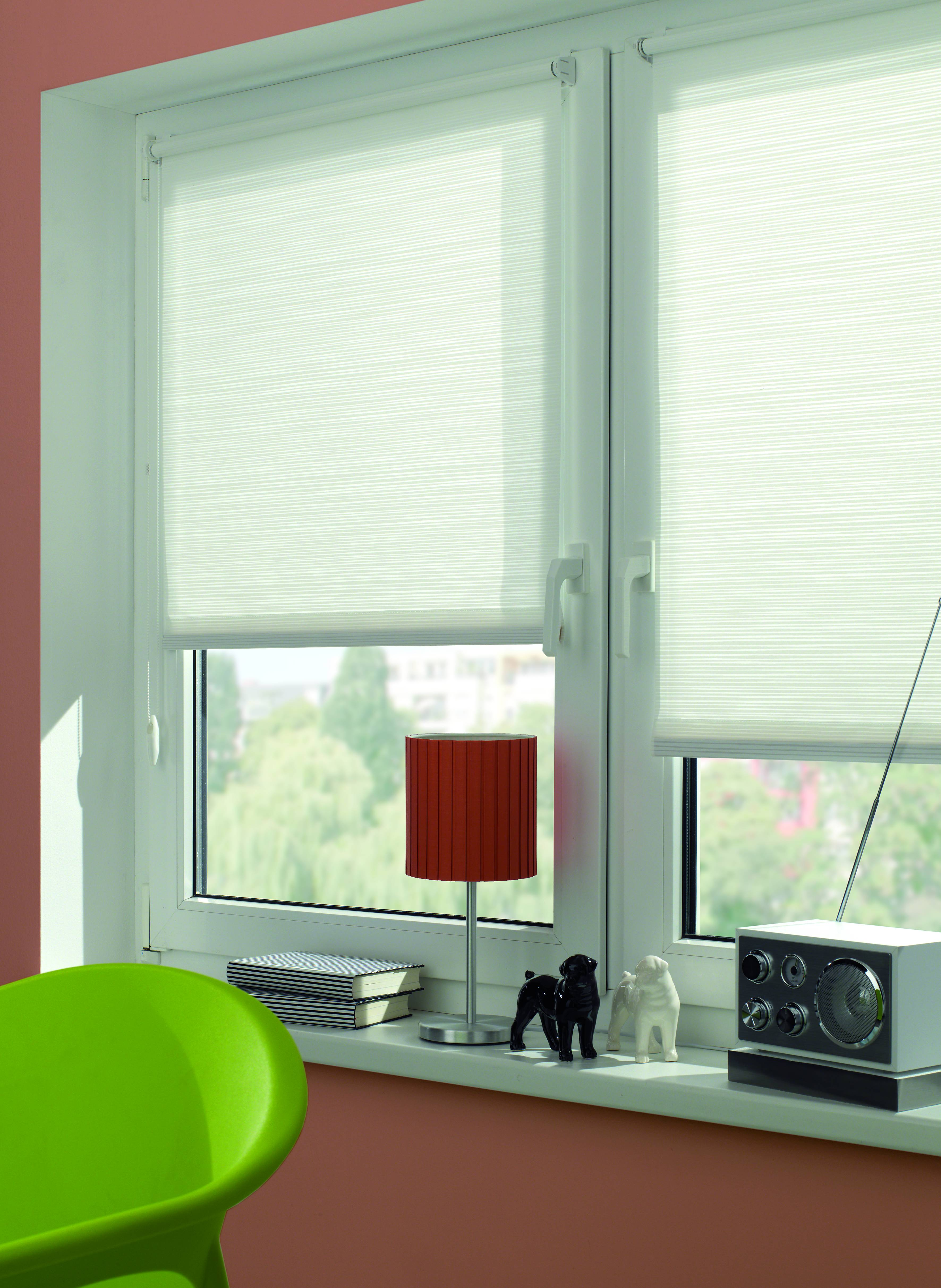 easyfix rollo streifen wei wei 120 x 150 cm 33028. Black Bedroom Furniture Sets. Home Design Ideas