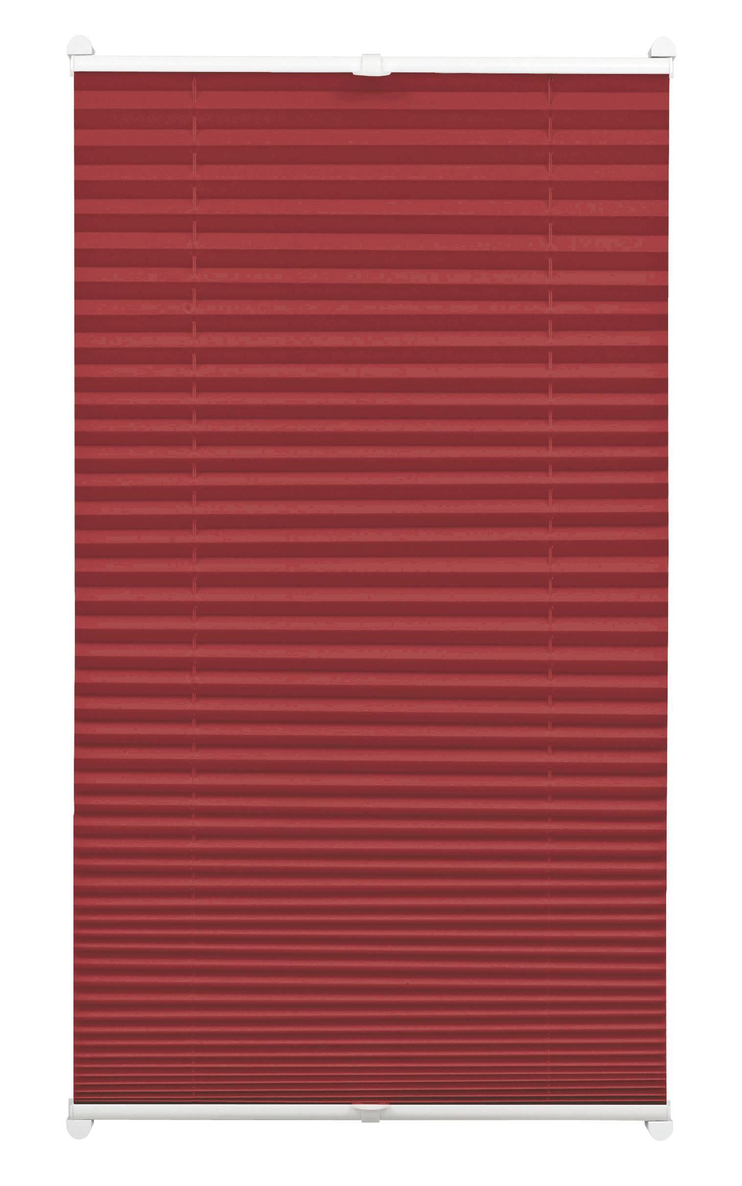easyfix plissee bordeauxrot 40 x 130 cm 33724. Black Bedroom Furniture Sets. Home Design Ideas