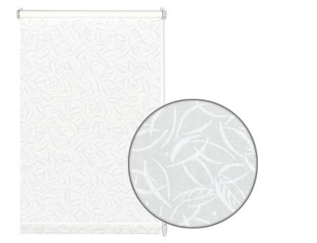 easyfix rollo jahreszeiten wei wei 75 x 150 cm 31235. Black Bedroom Furniture Sets. Home Design Ideas