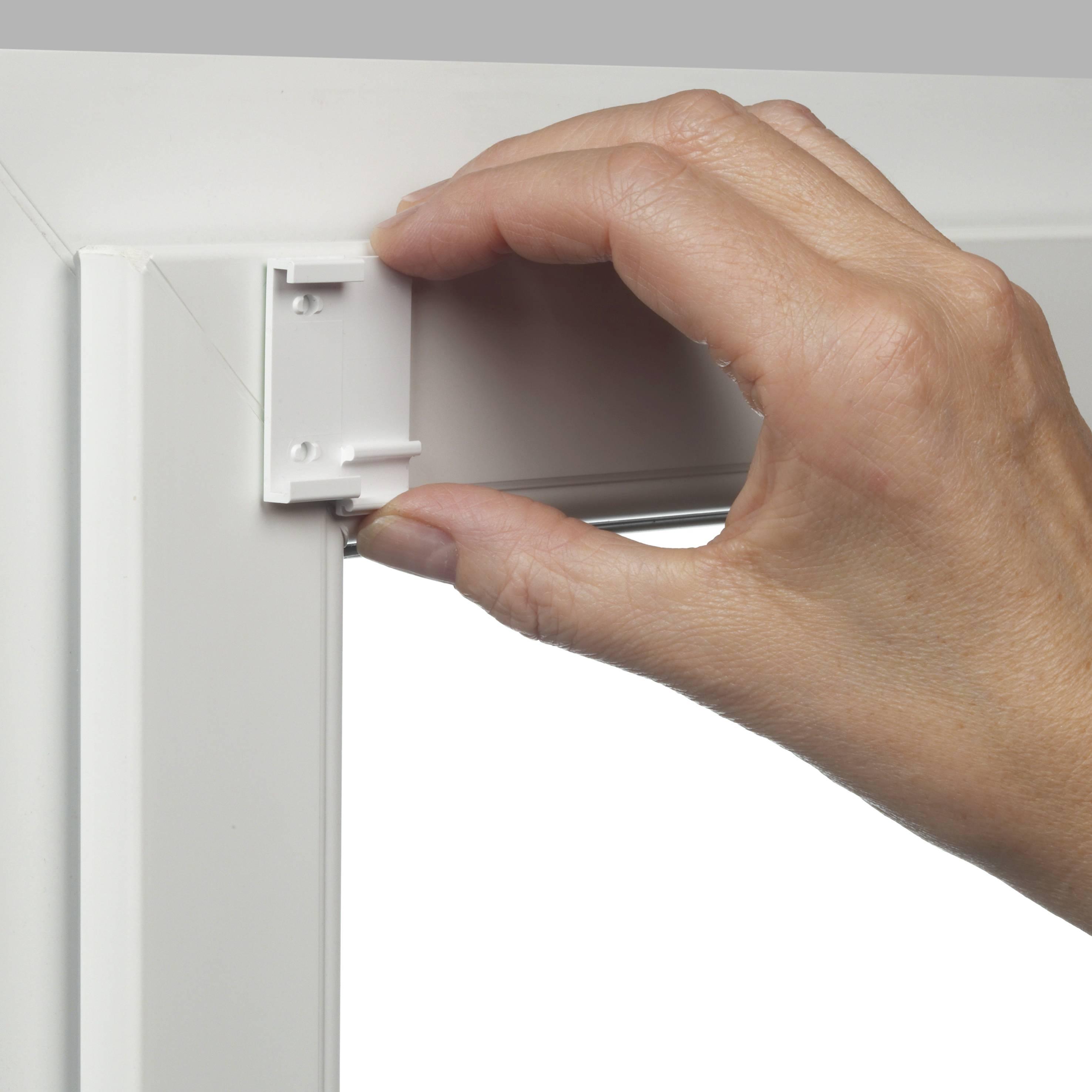 easyfix rollo thermo wei 90 x 210 cm 31544. Black Bedroom Furniture Sets. Home Design Ideas