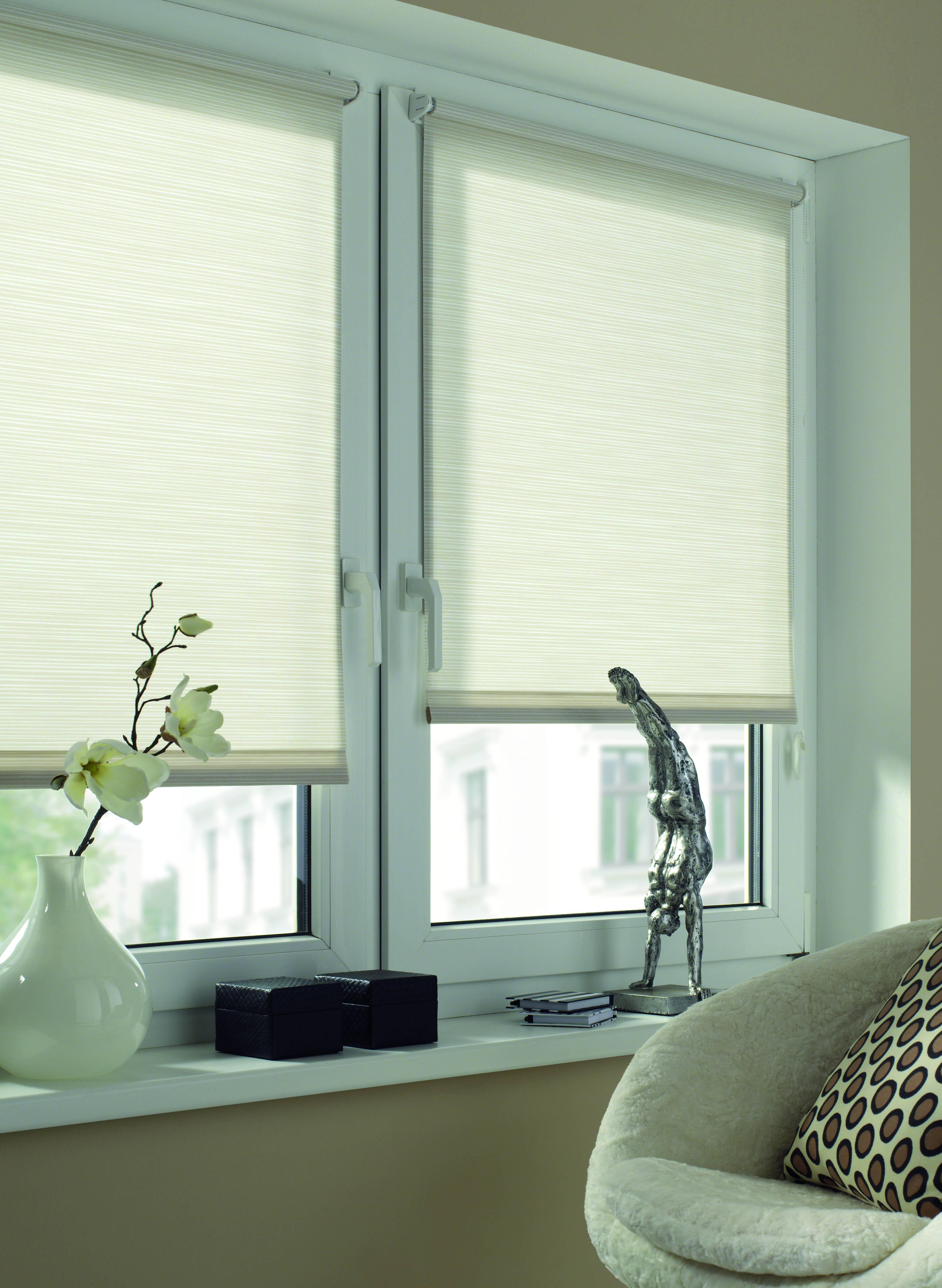 easyfix rollo streifen wei beige 60 x 150 cm 33165. Black Bedroom Furniture Sets. Home Design Ideas
